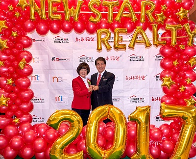 2017 New Star Year-End Party